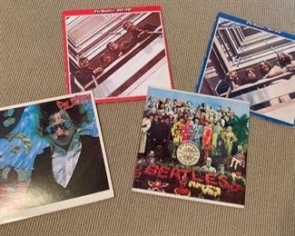 LP Record Albums (Beatles, Joe Walsh, Bob Segar and more!) Nice selection!!!