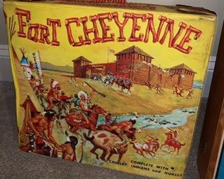 Fort Cheyenne