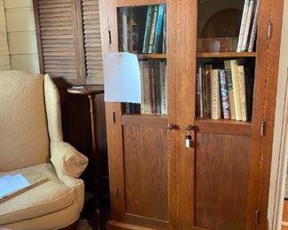 Gorgeous antique bookcase
