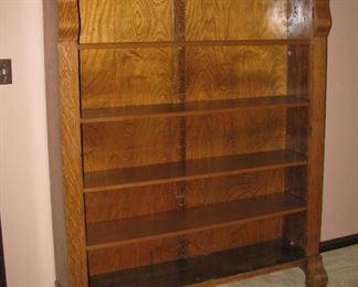 Antique Oak bookcase