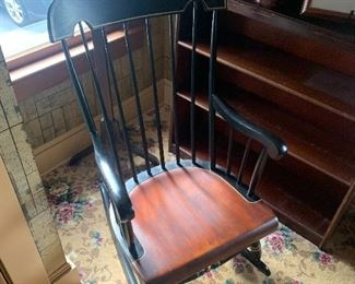 Rocking chair $75