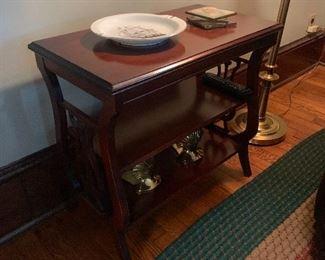 Nice side table $50