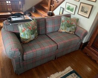 Pull out sleeper sofa $175