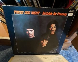 Three Dog Night LP