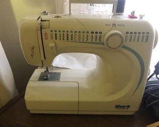 Shark sewing machine