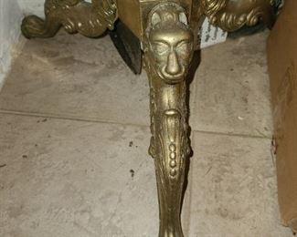 Antique Brass Coat Hook