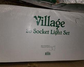 Socket Light Set