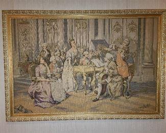 Framed Wall Tapestry