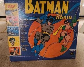Batman Record (NO ALBUM PRESENT. ONLY COVER.)