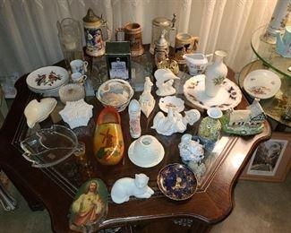 Assorted China & Figurines