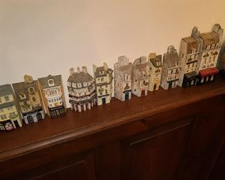 Village House Collection (Made In England)