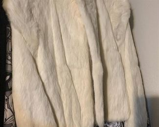 Rabbit coat