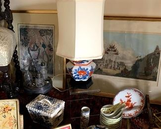 Japanese Artwork & Treasures!