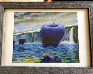 """Secret Life of Apples"" Michael Kersey Mr. Atomic!"