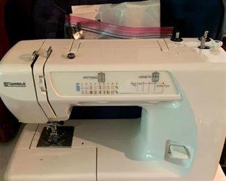 Kenmore Sewing Machine #385.15516000!