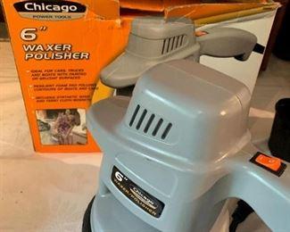 """Chicago 6"""" Waxer/Polisher!"""