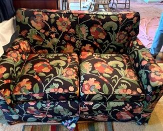 Floral Love Seat!