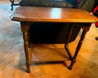 Vintage Side Table!