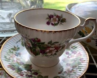 Royal Minister Tea Cup & Saucer Set!