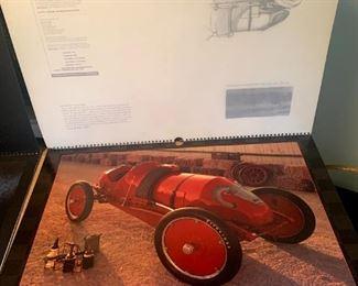 Close Up of Hoechst Calanese Auto Innovators Calendar!