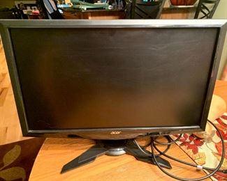 """Acer 21"""" #G215HV Monitor!"""