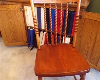 2 of these great vintage chairs