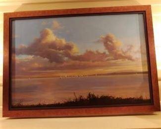 Brian Fox Painting