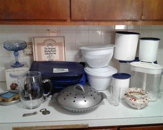 003 Pyrex and Pampered Chef