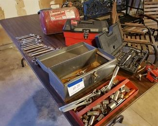 Craftsman Sockets, Wrenches, and More