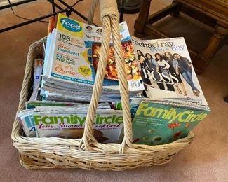Family Circle magazines, Food magazines; HGTV