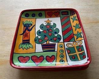 Living ART; 4 plates