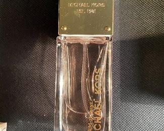 """Michael Kors perfume; """"Glam Jasmine"""""""