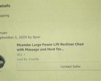 massage and heat info
