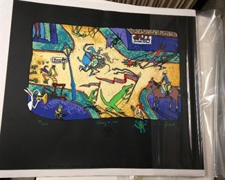 https://www.ebay.com/itm/124447851044	LY0004 Mardi Grass Signed Artist Proof 1996 Hand Remarked 29/60 Pickup Only		Buy-it-Now	 $20.00