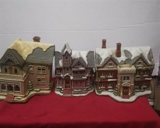 https://www.ebay.com/itm/124450462979	GN3085 LOT OF THREE USED VINTAGE CERAMIC LEFTON BUILDINGS , COLONIAL VILLAGE		 Buy-IT-Now 	 $55.00  https://www.ebay.com/itm/124450452705	GN3086 LOT OF THREE USED VINTAGE CERAMIC LEFTON BUILDINGS , COLONIAL VILLAGE		 Buy-IT-Now 	 $55.00