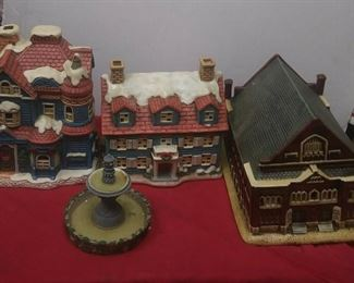 https://www.ebay.com/itm/114531794557	GN3089 LOT OF FOUR PIECES OF LEFTON CERAMIC COLONIAL VILLAGE		 Buy-IT-Now 	 $65.00