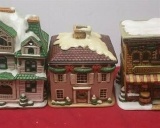 https://www.ebay.com/itm/114531776231	GN3093 LOT OF THREE USED VINTAGE CERAMIC LEFTON BUILDINGS COLONIAL VILLAGE		 Buy-IT-Now 	 $55.00