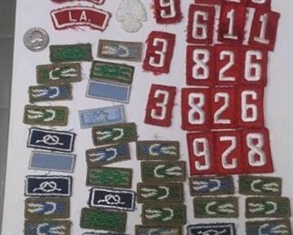 https://www.ebay.com/itm/114200226819	AB0284 LOT OF 50 SMALL VINTAGE BOY SCOUTS OF AMERICA PATCHES $20.00 MORE BOX 7		 Buy-it-Now 	 $20.00