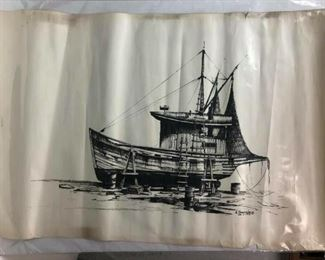 https://www.ebay.com/itm/124200821287	Cma2043: Anthony Shembroske Vintage Lithograph 1972		Buy-it-Now	 $19.99