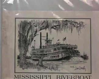https://www.ebay.com/itm/124200977427	Cma2065: Don Davey Mississippi River Boat New Orleans		Buy-it-Now	 $49.99