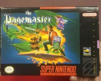 https://www.ebay.com/itm/114544840753	GN3057 SUPER NINTENDO ENTERTAINMENT SYSTEM GAMETHE PAGE MASTER IN BOX 		 Buy-IT-Now 	 $20.00  https://www.ebay.com/itm/124460944067	GN3058 SUPER NINTENDO ENTERTAINMENT SYSTEM GAME ULTIMA THE FALSE PROPHET 		 Buy-IT-Now 	 $20.00