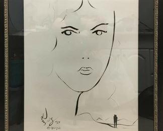 https://www.ebay.com/itm/124201891035KB0180: NEW ORLEANS ARTIST Gustavo Duque 1999 Original Artwork Buy-IT-Now  $1,999.99