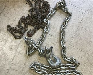 LAR1040	https://www.ebay.com/itm/114528608881	LAR1040 2 Come -A- Long Chains Pickup Only		 OBO 	 $20.00