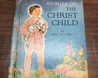 https://www.ebay.com/itm/114398471203	LX2064 Stories of the Christ Child Book 1953 ASIS		 OBO 	 $19.99
