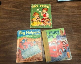 https://www.ebay.com/itm/124330031227	LX2085: 3 Randy McNally Elf Books ASIS, My Toys, Big Helpers, My Truck Book		 Buy-IT-Now 	 $19.99