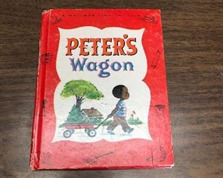 https://www.ebay.com/itm/124330031225	LX2079: Peter's Wagon Whitman Tiny-Tot Tale Book 1968 ASIS		 Buy-IT-Now 	 $19.99