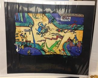 https://www.ebay.com/itm/124437142248	LY0003 Mardi Grass Signed Artist Proof 1996 Hand Remarked 28/60 Pickup Only		 Buy-It-Now 	 $20.00