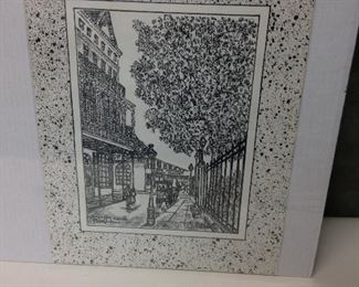 "https://www.ebay.com/itm/114515152151	LY0018 Jackson Square New Orleans 1980 George B Luttrell Print 12""X16"" 		 Buy-It-Now 	 $20.00"