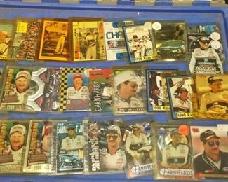 https://www.ebay.com/itm/114167702409	Rxb019 NASCAR CARD COLLECTION BOX GORDON, EARNHARDT, OTHERS		 Buy-it-Now 	 $150.00