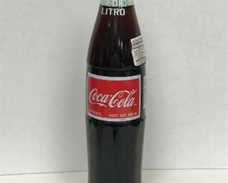 https://www.ebay.com/itm/124351405663	WL152 COCA-COLA BOTTLE 2002 FROM MEXICO 500ML		 Buy-it-Now 	 $20.00